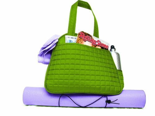Gaiam Metro Gym Bag (Green)