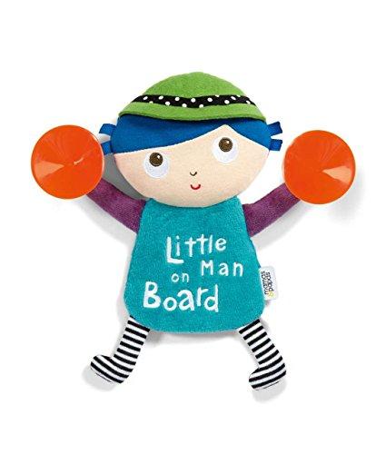 Baby On Board - Little Man