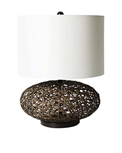 Vertuu Rocco Table Lamp, Brown