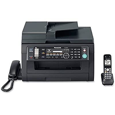 Panasonic KX MB2061 - multifunction ( fax / copier / printer / scanner ) ( B/W ) (KX-MB2061) - by Panasonic