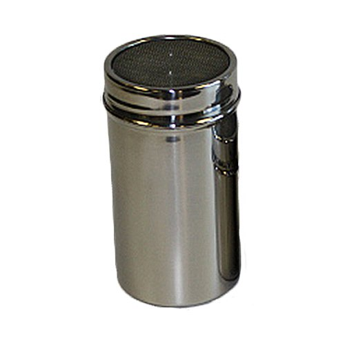 Fat Daddio's Stainless Steel Mesh Sifter/Dredger, 16-Ounce Capacity
