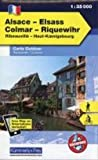img - for Alsace / Colmar - Riquewihr: KF.FR.WK.01 book / textbook / text book