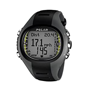 Polar CS300 Cycling Computer and Heart Rate Monitor