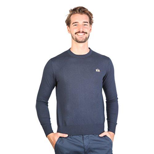 La-Martina-Mens-Long-Sleeve-Cotton-Rich-Pullover-Sweatshirt