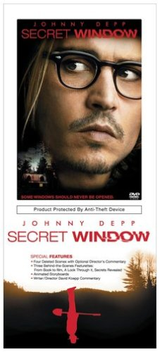 Cover art for  Secret Window