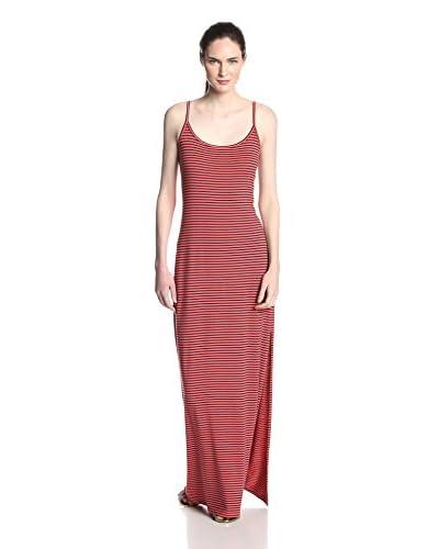 Splendid Women's Always Stripe Tank Maxi Dress
