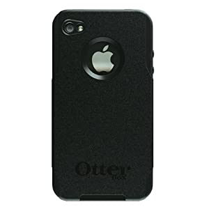 OtterBox iPhone 4 Commuter Case (Black)
