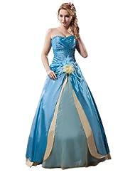 Amazon com Blue Wedding Dresses Wedding Clothing