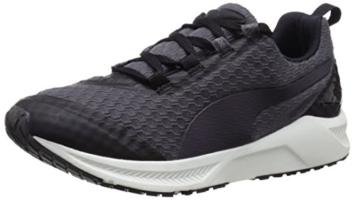 PUMA Women's Ignite XT Core Running Sneaker, Black/Periscope/White, 10.5 B US