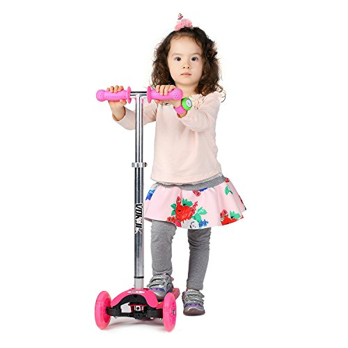 vokul-mini-kick-3-wheel-scooter-micro-scooter-mini-micro-kick-scooter-with-flashing-wheel-pink
