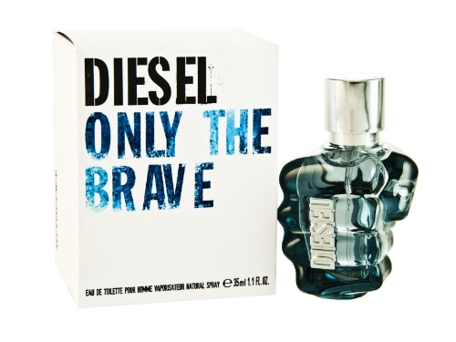 Diesel Only The Brave Eau De Toilette Spray for Men 35 ml
