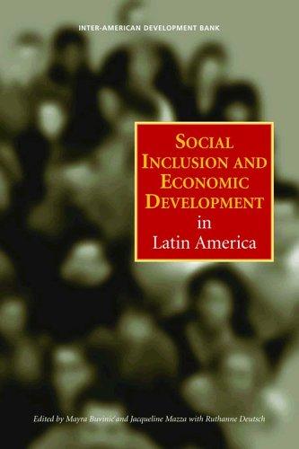 Social Inclusion and Economic Development in Latin America (Inter-American Development Bank)