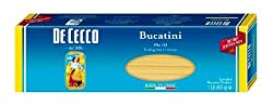 De Cecco Bucatini, 16-Ounce Boxes (Pack of 5)