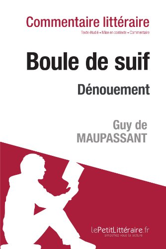 dissertation explicative boule suif