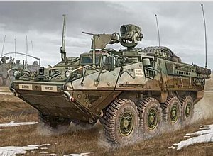 Trumpeter 1:35 - M1127 Stryker Reconnaissance Vehicle