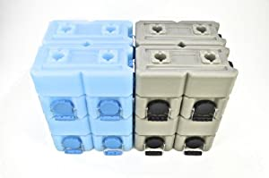 Water Storage Containers - WaterBrick - 16 Pack Blue by WaterBrick