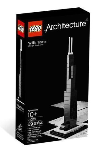 LEGO Architecture Willis Tower (21000)