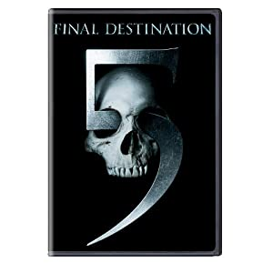 Final Destination 5 on DVD