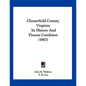 Chesterfield County Virginia History | RM.