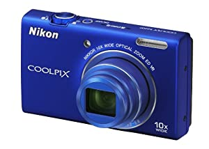 COOLPIX S6200 Blue