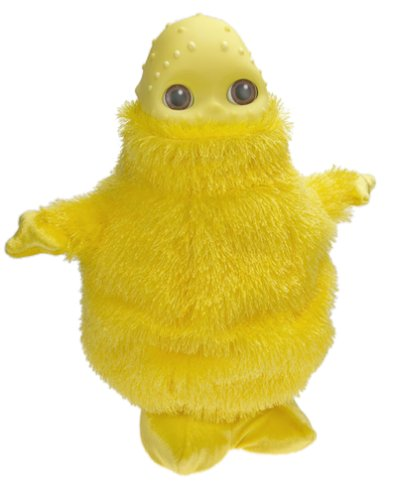 Amazon com Boohbah Dance Yellow Boohbah
