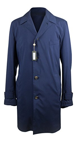 loro-piana-blue-polyester-blend-with-suede-trimmings-trench-coat-52-42-reg