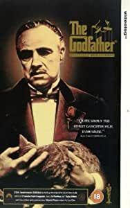 The Godfather [VHS]