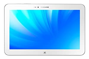 "Samsung XE300TZC-K01FR Ativ Tab 3 - Tablette tactile 10,1""(25,65 cm) Intel Atom Z2760 1,8 GHz 64 Go Windows 8 Blanc"