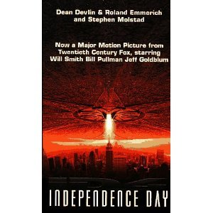 Independence Day by Dean Devlin, Roland Emmerich and Stephen Molstad