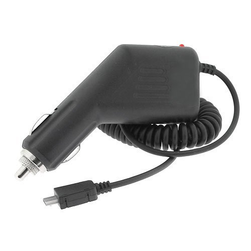 GTMax Rapid Car Charger with IC Chip for Verizon Motorola Droid A855 Cell Phone