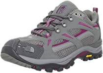 The North Face Womens Hedehog III Women Grey/Purple - 6.5 B(M) US