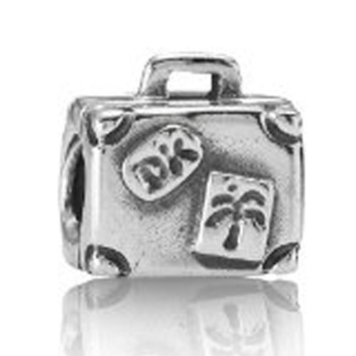 Pandora Damen-Bead  Sterling-Silber 925 Koffer KASI 79362
