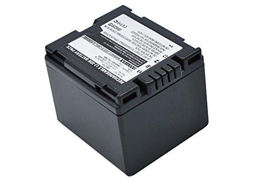 Cellonic® Akku für Panasonic NV-GS27 NV-GS320 NV-GS500 NV-GS400 NV-GS180 NV-GS60 VDR-D160 NV-GS280 VDR-D150 NV-GS75 NV-GS230 SDR-H20 (1440mAh) CGA-DU12 CGA-DU14 CGA-DU21 CGA-DU07 VW-VBD210 VW-VBD140 VW-VBD070 CGA-DU06 CGA-DU21A/1B CGR-DU07 VW-VBD120