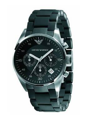 Emporio Armani Chronograph Mens Watch 5868