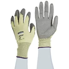 Kimberly Clark Jackson Safety G60 Polyurethane Coated Level 2 Glove, Cut Resistant, Large (Case of 12 Pairs)