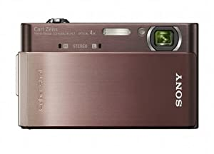 Sony Cyber-shot DSC-T900 12 MP Digital Camera with 4x Optical Zoom and Super Steady Shot Image Stabilization (Bronze)