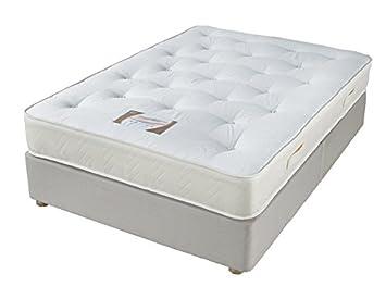 Sleepmode Haltung Platz Orthopädische ex-paul Simon Lager Matratze, weiß–Parent, Weiß, 180 x 200 cm