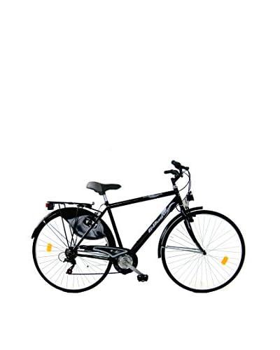 GIANNI BUGNO Bicicleta Steel Trekking Gris / Negro