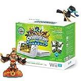 NINTENDO Wii U Console Ltd. Edition Skylanders SWAP Force Basic Set / WUPSWAAE /