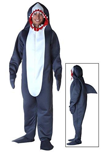 ハロウィン 衣装 MEN'S シャーク サメ 鮫 ジョーズ 大人 メンズ 男性 仮装 変装 ハロウィーン イベント パーティ 並行輸入品