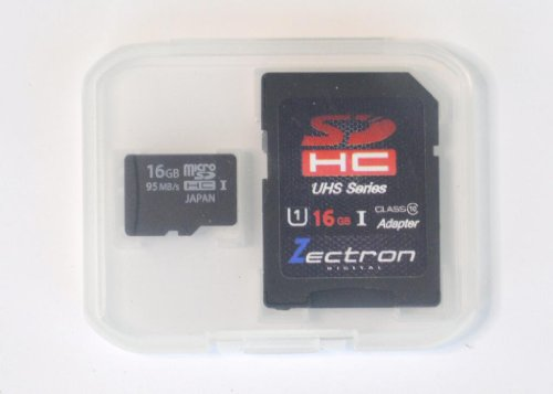 Click to buy Zectron 16GB Micro SDHC-UHS-1 Memory Card for Samsung B2710 - From only $27.9