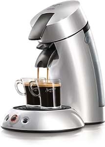 PHILIPS senseo センセオ ポッド式コーヒーメーカー シルバー HD7812/50