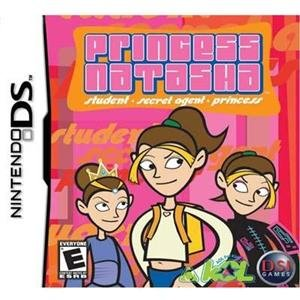 Princess Natasha: Student/Secret Agent/Princess - Nintendo DS - 1