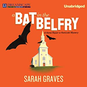 A Bat in the Belfry Audiobook