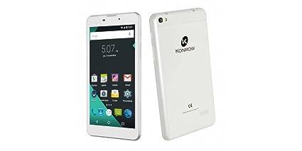 Smartphone Konrow BigCool dual sim - Blanc