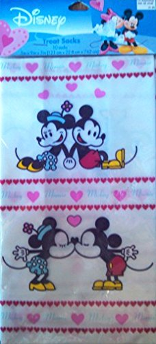 Minnie and Mickey Treat Sacks (10) - 1