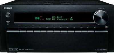 Onkyo TX-NR5010 9.2-Channel THX Certified Network A/V Receiver(Black) by Onkyo