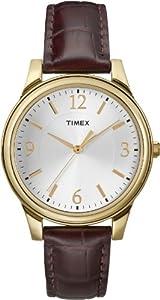 Timex Women's T2P2549J Analog Display Analog Quartz Red Watch
