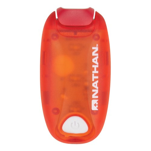 Nathan Strobe Light, Tango Red, One Size