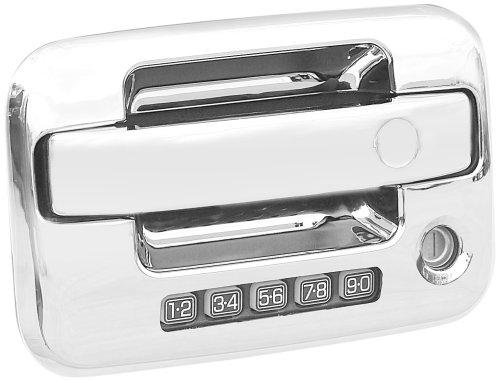 Putco 401012 Chrome Trim Door Handle Cover